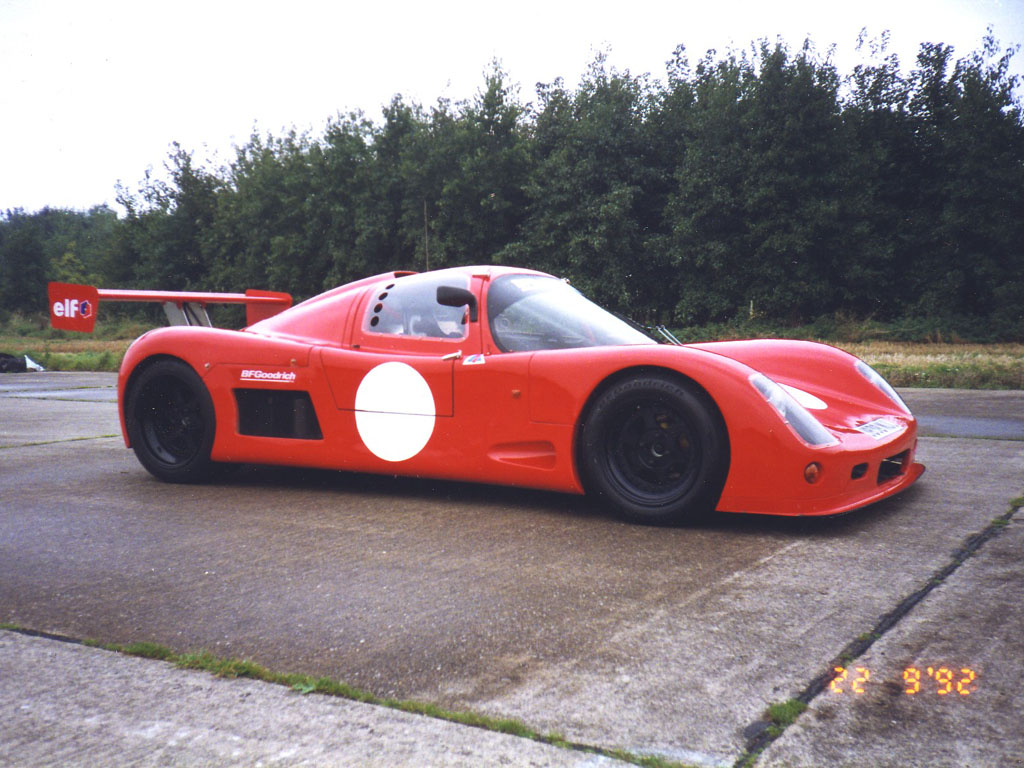 Automotive Hero Lee Noble And His Cars Petrolheadia