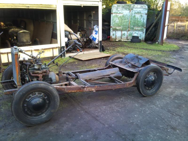 Weird world of classic kit cars – Ford based specials pt.1 (Post war ...