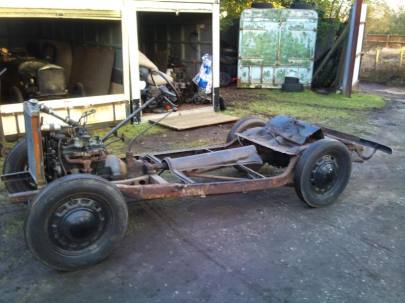 ford chassis