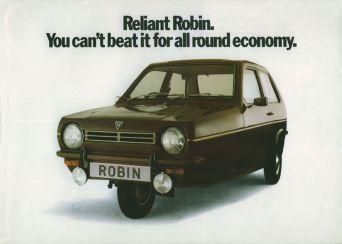 Reliant Robin 1e