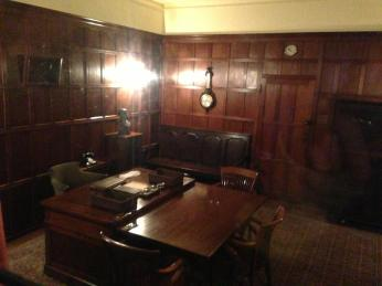 Herbert austin office